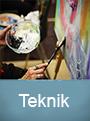 Få asser af ny viden og inspiration i Kunstskolen Annes Atelier, når andre kunstnere demonstrerer deres teknikker