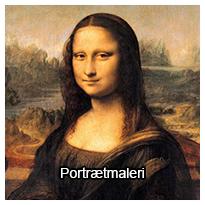 Tema om portrætmaleri