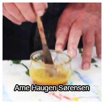 Teknik fremvist af Arne Haugen Sørensen