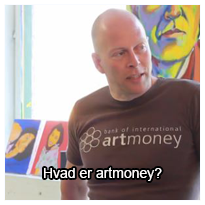 Tutorial videovejledning: Hvad er artmoney?