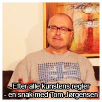 Tema om kunstbranchen med Tom Jørgensen