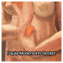 Tema fra Louisiana om Paula Modersohn-Becker