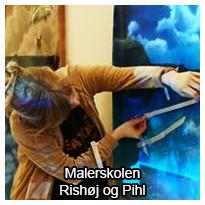 Mette Rishøj og Jonas Pihl