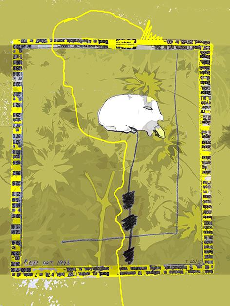 Mete Dahlstrøm de Vroom er august måneds kunstner i Kunstskolen Annes Atelier