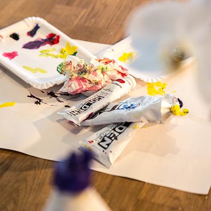 Kunstskolen Annes Ateliers sommersemester 2016