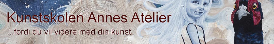 Kunstskolen Annes Atelier Logo