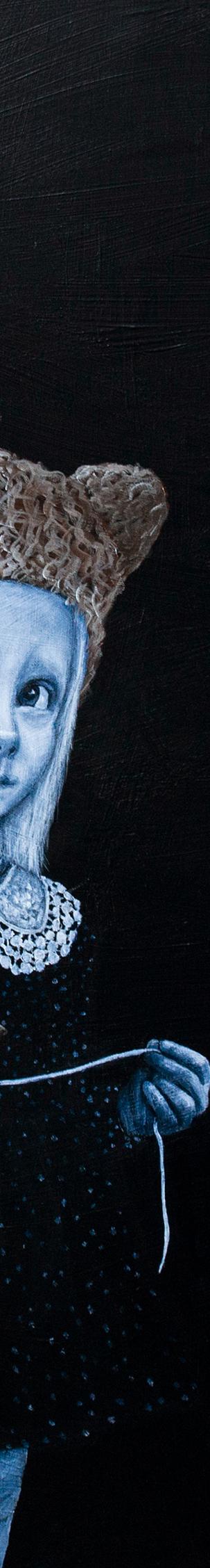 Sådan bliver du en ulykkelig kunstner - et blogindlæg af Anne Juul Christophersen