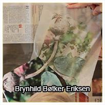 Brynhild viser, hvordan du kan overføre fotos fra en laserprinter eller en fotokopi ved hjælp af acetone.