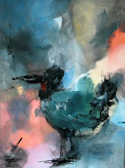 Rita Andersson er månedens kunstner i Kunstskolen Annes Atelier