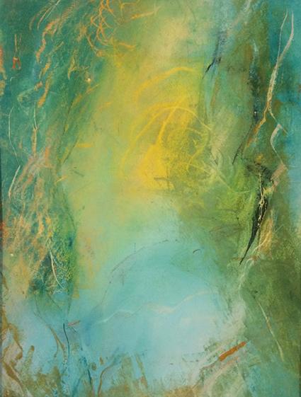Else Munkholm Bager er månedens kunstner i Kunstskolen Annes Atelier