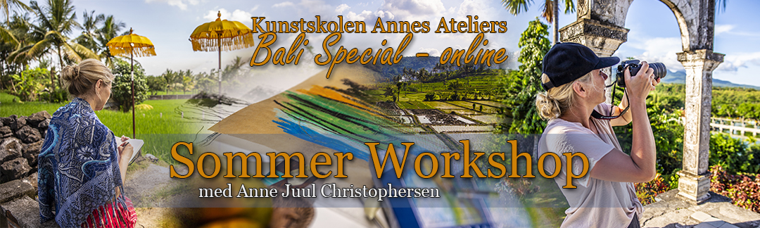 Bali Special Sommer Workshop