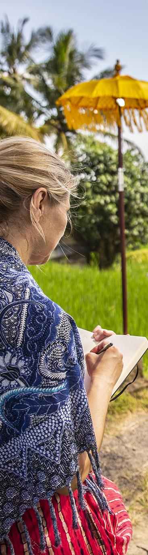 Deltag i kunstskolens Bali Special Sommer Workshop
