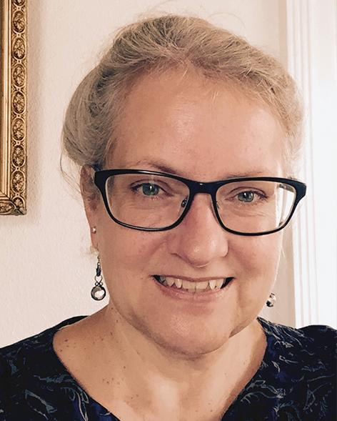 Marianne Lydia Nielsen er månedens kunstner i Kunstskolen Annes Atelier februar 2019