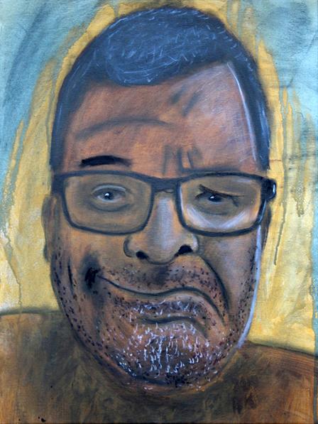 Brian Kristensen er månedens kunstner i Kunstskolen Annes Atelier