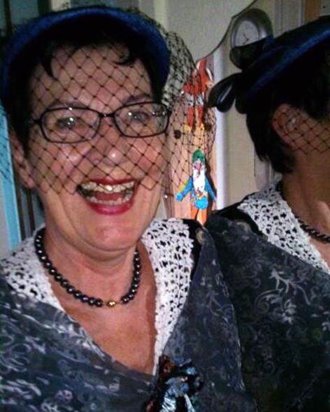Judy Ryslander er månedens kunstner i Kunstskolen Annes Atelier
