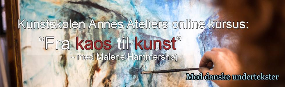 Fra kaos til kunst - med danske undertekster