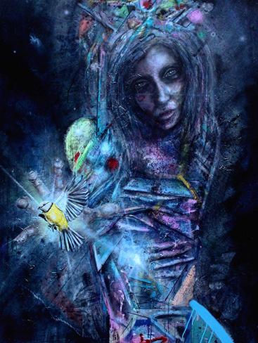 Find ind til kunstens DNA med Pabi Chulo
