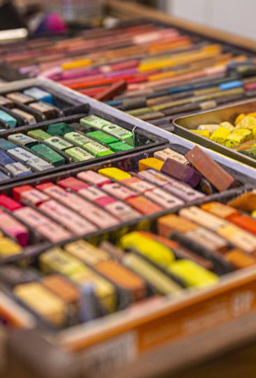 Lær at skabe dine egne pastelværker