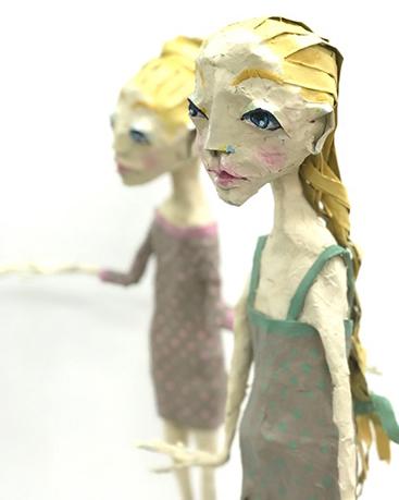 Alebrijes med Else Frøsig i Kunstskolen Annes Atelier