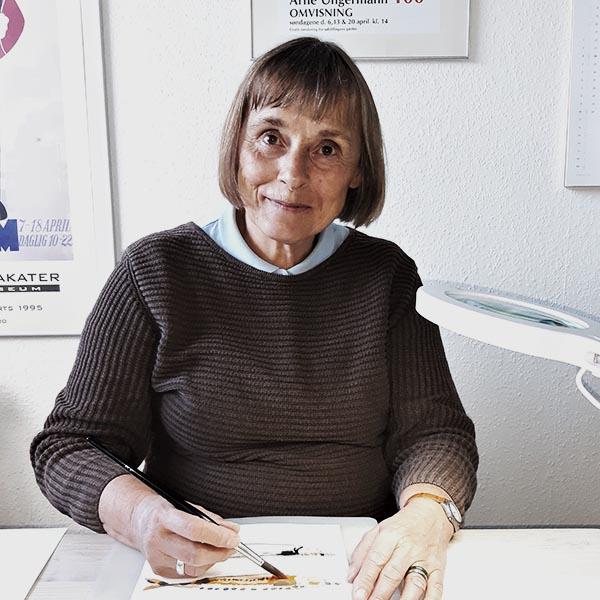 Margit Larsen